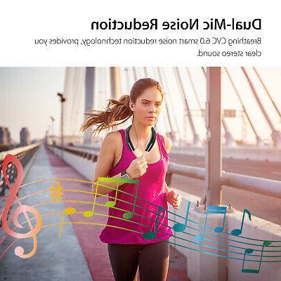Wireless BT Headset Earphones Earbuds Headphone