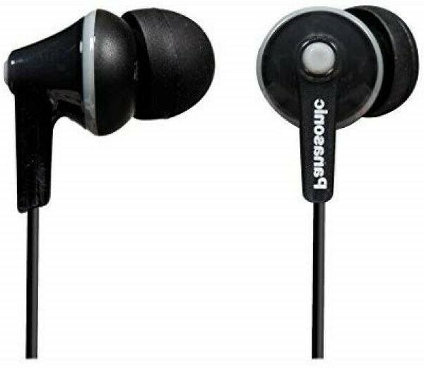Panasonic In-Ear Earbud Jack Multi Color NEW!