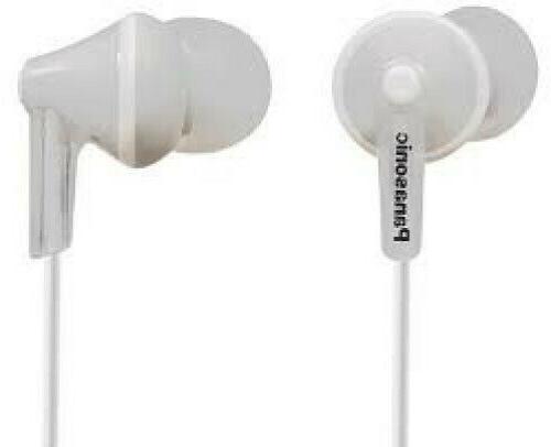 Panasonic RP-HJE125 Headset In-Ear Earbud 3.5 MM Jack Multi NEW!