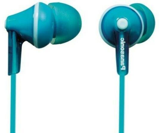 Panasonic RP-HJE125 In-Ear Earbud 3.5 MM Jack Multi