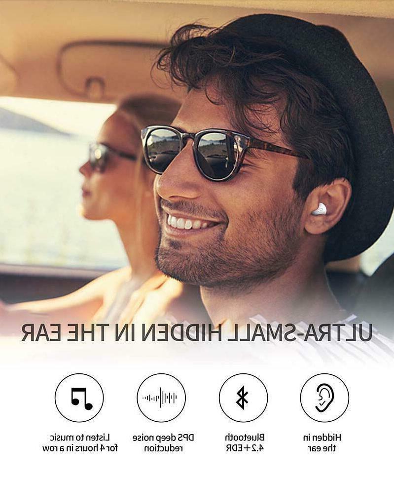 Earbud Bluetooth Hands-Free phone-3