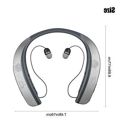 Bluetooth Headphones 3D Sound Headset Earphone