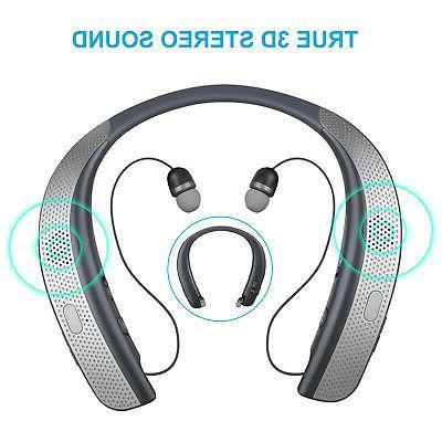Bluetooth Headphones 3D Stereo Earphone Earbuds