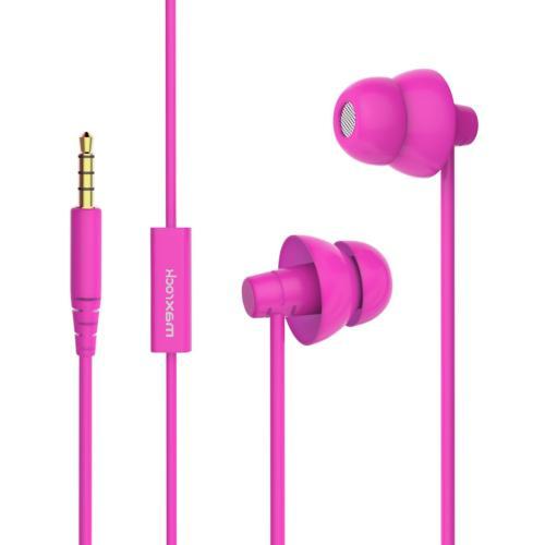 MAXROCK TM Super Mini Total Soft Silicon Earbuds Headphones