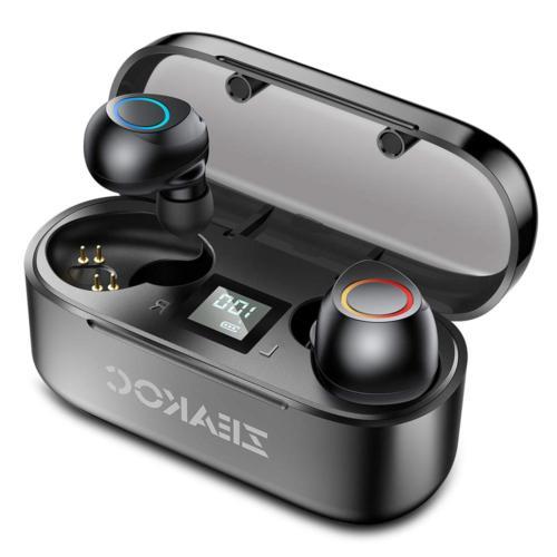 ZEAKOC True Wireless Earbuds TWS Stereo Bluetooth 5.0 Headph
