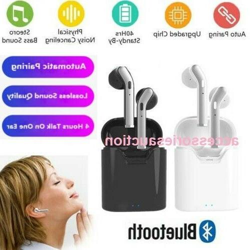 waterproof bluetooth 5 0 earbuds noise cancelling