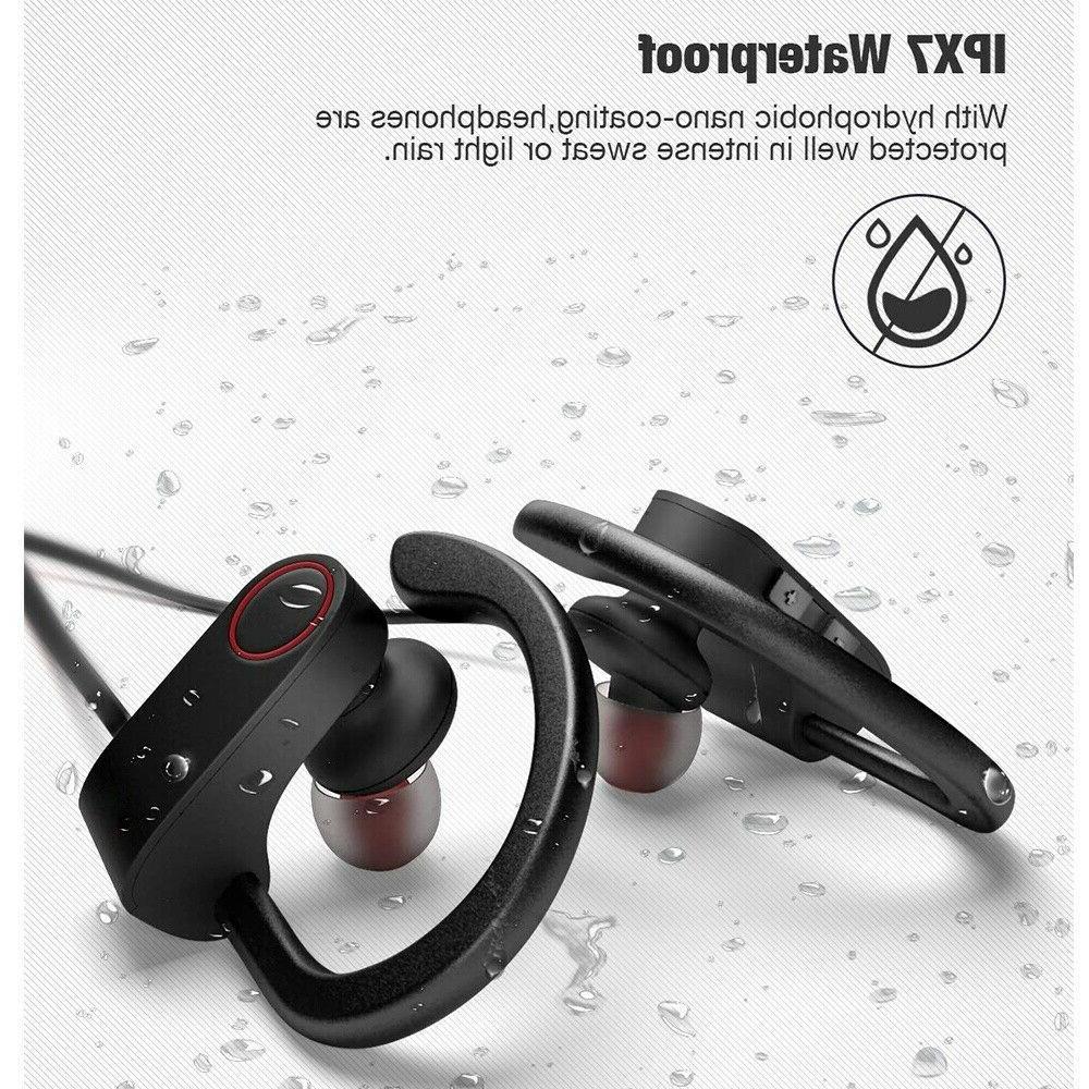 Waterproof Bluetooth Stereo Sport Wireless in Ear