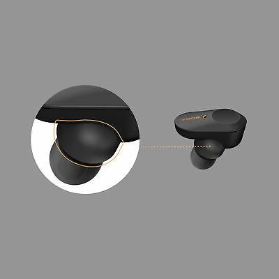Sony WF1000XM3 True Wireless Earbuds Black