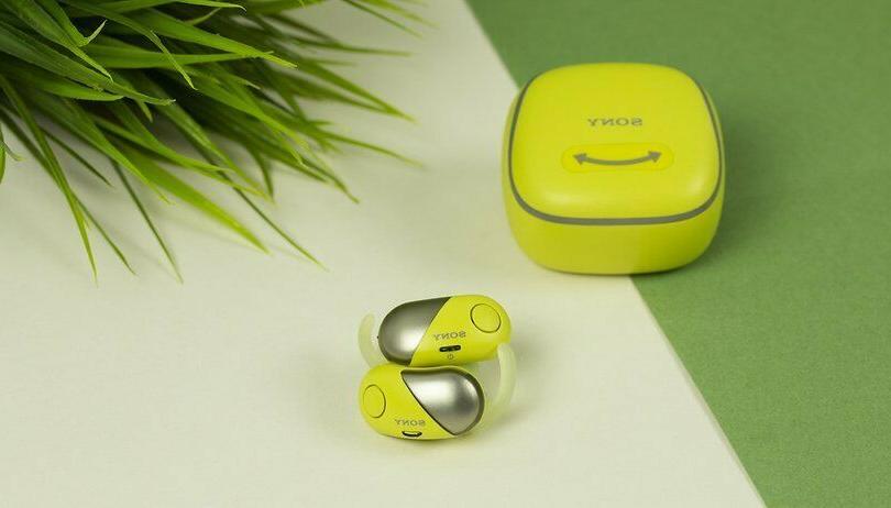 Sony WF-SP700N Wireless Canceling Headphones -