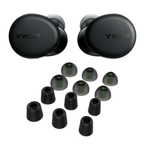wf xb700 true wireless earbuds with extra