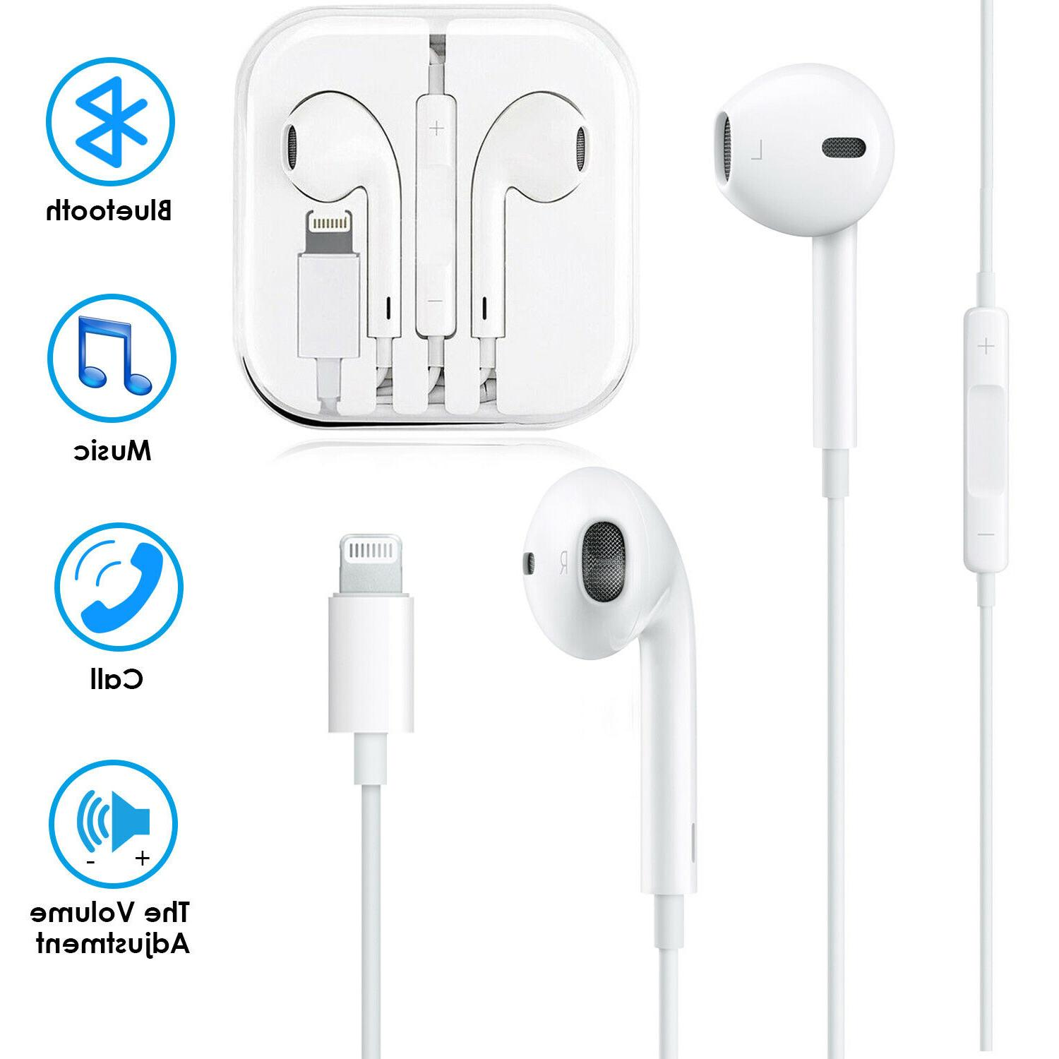 bluetooth wired earbuds for ios phones