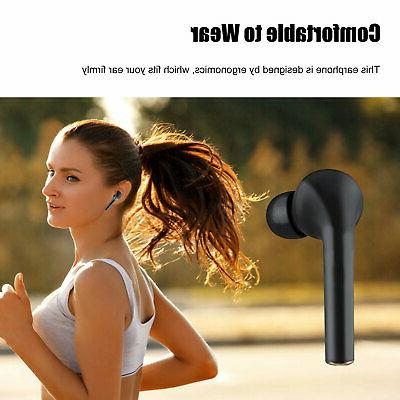 Wireless 5.0 Earbuds For iPhone IOS