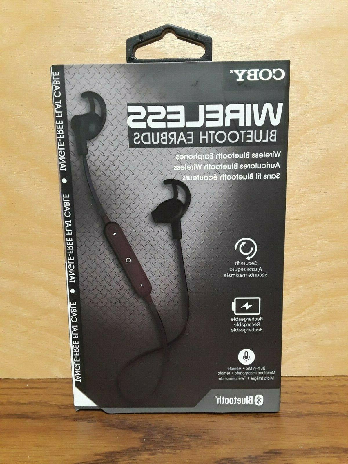 wireless bluetooth earbuds w built in mic