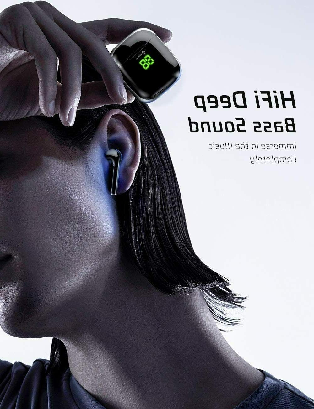 Wireless Compatible Apple AirPods 2 iPad