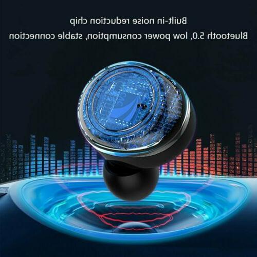 Bluetooth 5.0 Wireless Earphone Stereo
