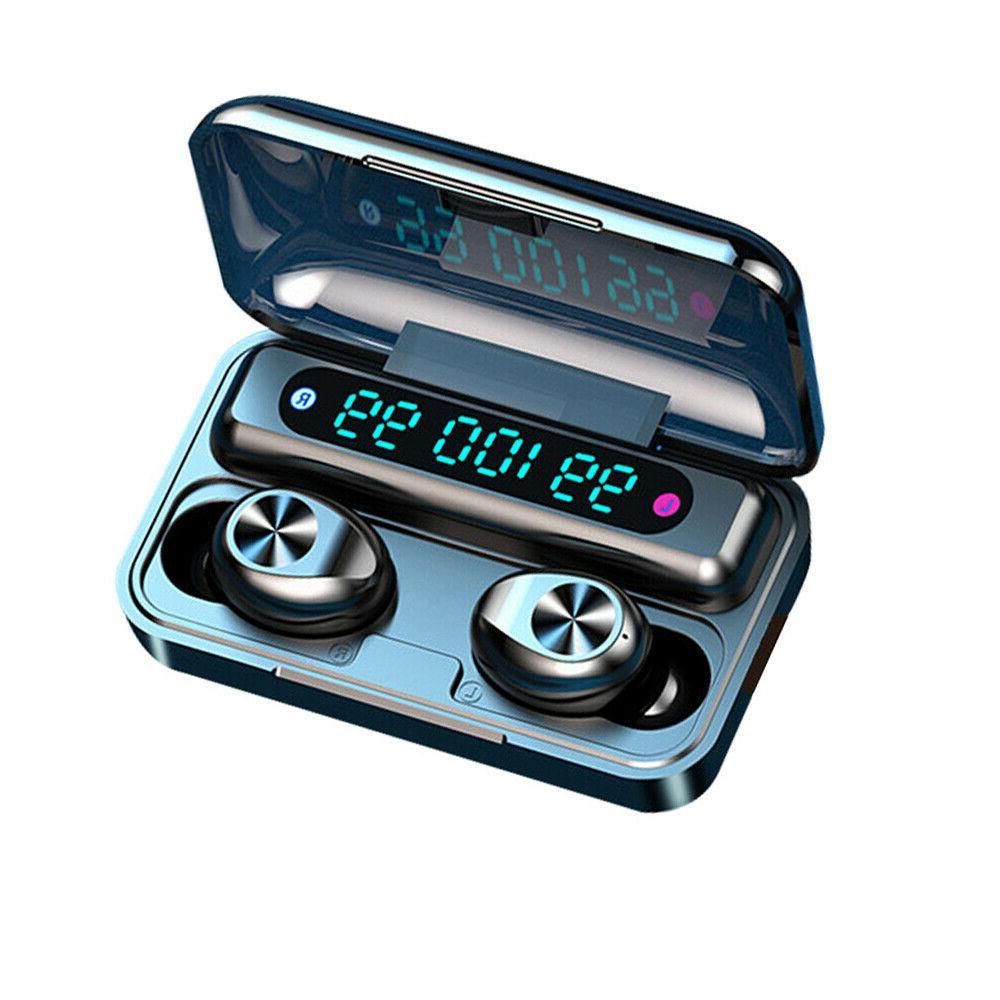 Wireless earbuds bluetooth headphone earbuds