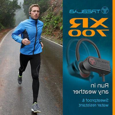 TREBLAB XR700 Wireless Earbuds Bluetooth Sports Headphones