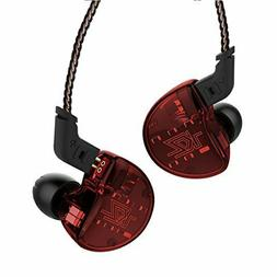 Linsoul KZ ZS10 5 Drivers in Ear Monitors High Resolution Ea