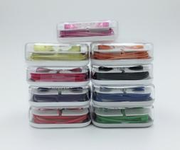 Lot 10 Color Earbuds Earphone Headset With Mic For Apple iPh