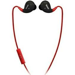 Maxell Pure Fitness Ear bud with Mic - Stereo - Wired - Earb