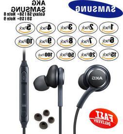 NEW Orginal Genuine Samsung AKG Stereo Headphones Earphones