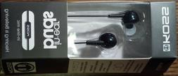 New! Sealed! KOSS Keb6ik In-ear Earbuds With Microphone Blac