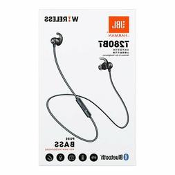 New JBL-T280BT Sport In-Ear Earbuds Bluetooth Wireless Headp