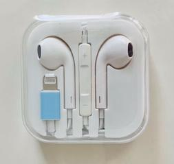 New Wired Earbuds Headphones Headset For iPhone 7 8 Plus X X