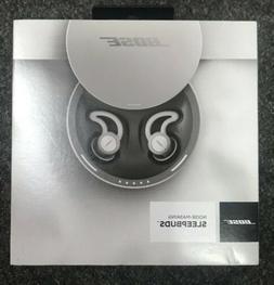 Bose Noise-Masking In-Ear Wireless Sleepbuds, White #785593-