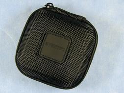 Shure OEM WA150 Zippered Black Hard Case for Earbuds, Lavali