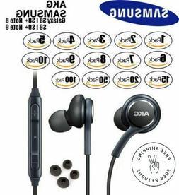 Orginal Samsung OEM AKG Stereo Headphones Headsets Earphones