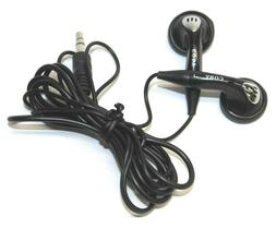 Original Genuine Coby Earbuds Headphones with 3.5mm Plug for
