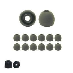 Panasonic silicone ear tips; replacement earbud tips for Pan