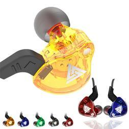 QKZ AK6 Sport Headphone Stereo Earphone Heavy Bass Sound Hea