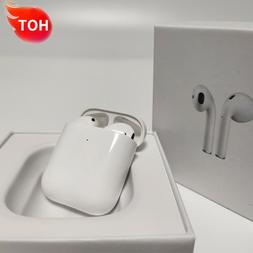 Refurbished AirPods 2nd Gen Bluetooth Earbuds with Wireless