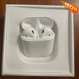 Refurbished AirPods 2nd Generation Bluetooth Earbuds with Wi