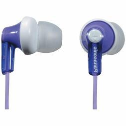 Panasonic RP-HJE120-V / RPHJE120V In-Ear Earbud Headphones,