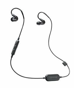 Shure SE215-K-BT1 Sound Isolating Ear Bud Wireless Bluetooth
