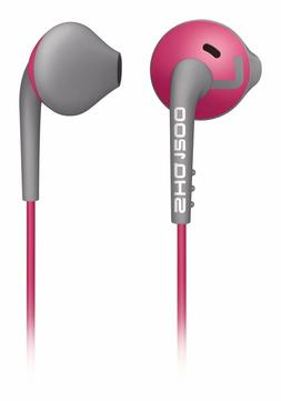 Philips SHQ1200PK/28 ActionFit Sports In-Ear Headphones, Pin