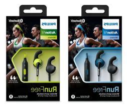 Philips SHQ6500 Bluetooth Sports Headphones - Sweat / Water