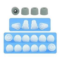 Size Extra Large 10 pair assortment replacement ear tips ear