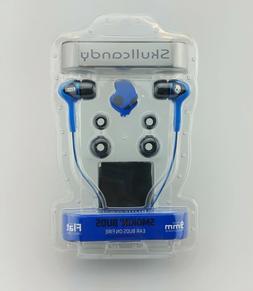 Skullcandy Smokin Buds SC Earbuds In Ear Blue Sealed New