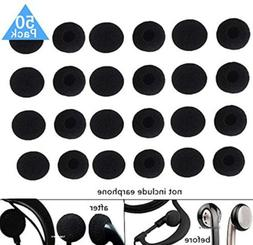 Lsgoodcare Soft Foam Earbud Headphone Ear Pads Replacement S