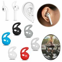 Soft Rubber Ear Hooks Earbud Holder Cover For Apple AirPods