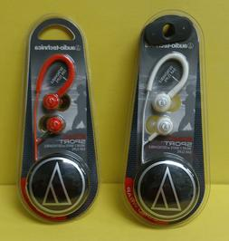 Sonic Sport  ATH-COR150SP Audio-Technica Earbuds ~ Free Ship