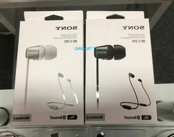 Sony WI-C310 Wireless Bluetooth Earbuds Neckband Headphones