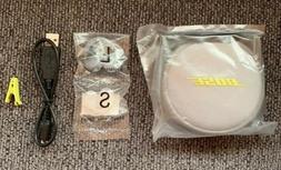 BOSE SOUDSPORT CASE/USB CHARGING  CORD/CLIP/2SETS EARBUD S/L