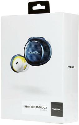 Bose SoundSport Free Truly Wireless Sport Headphones | In Ea