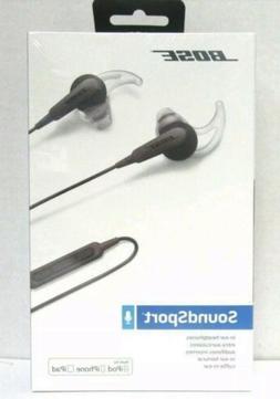 BOSE SoundSport In-Ear Earbuds Headphones For Apple / iPhone