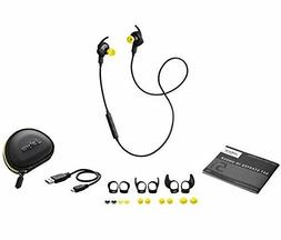 Jabra Sport Pulse Wireless Stereo Earbuds with Built-in Hear